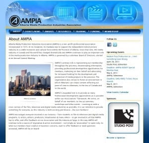 AMPIA Website